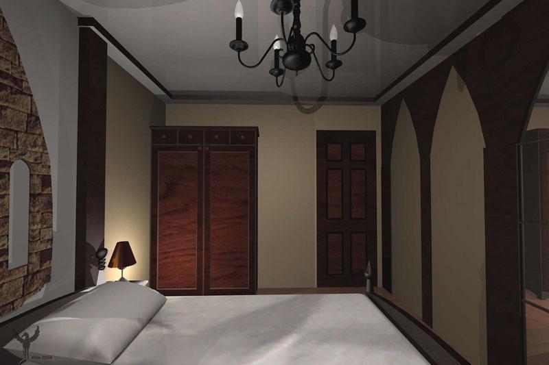 Дизайны типовых квартир